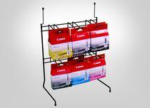 Countertop display rack / metal