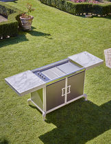Gas barbecue / steel