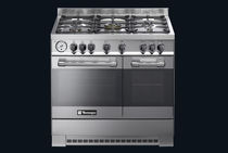 Gas range cooker / electric / cast iron
