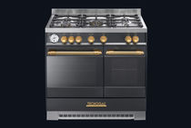 Gas range cooker / electric / wok / cast iron