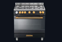 Gas range cooker / electric / wok