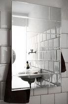 Electric towel radiator / storage / glass / design