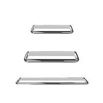 1-bar towel rack / more than 3 bars / wall-mounted / bronze