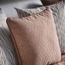 Curtain fabric / upholstery / geometric pattern / cotton