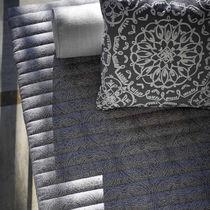 Upholstery fabric / for curtains / arabesque / acrylic