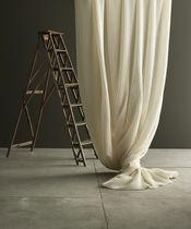 Plain sheer curtain fabric