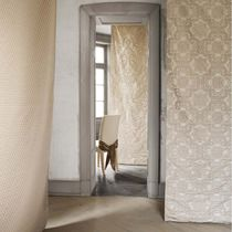 Curtain fabric / upholstery / damask / patterned