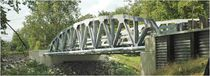 Truss bridge / steel