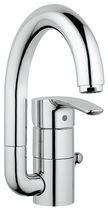Washbasin mixer tap / chrome / for bathrooms / 1-hole