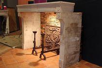 Napoleon III style fireplace surround / stone