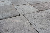 Stone paver / drainage