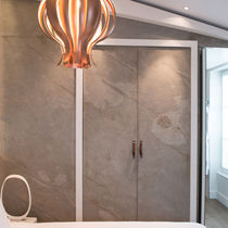 Slate wallcovering / natural stone / residential / commercial