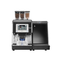 Espresso coffee machine / combined / commercial / automatic