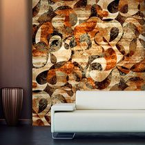 Contemporary wallpaper / vinyl / geometric pattern / non-woven