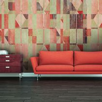 Contemporary wallpaper / vinyl / geometric pattern / panoramic
