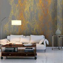 Contemporary wallpaper / vinyl / geometric / abstract motif
