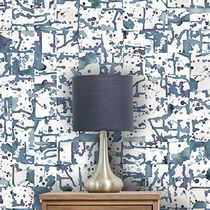 Traditional wallpaper / vinyl / patterned / non-woven