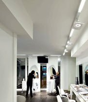 Recessed ceiling light fixture / surface-mounted / hanging / linear