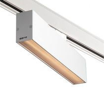 Surface-mounted light fixture / LED / rectangular / linear