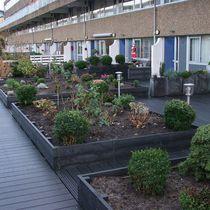 Residential garden planter / for public spaces