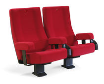 Fabric cinema seating