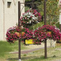 Steel signboard / orientation / outdoor