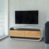 Contemporary TV cabinet / hi-fi / lowboard / for hotel rooms