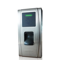 Proximity card reader / RFID / with biometric reader / for access control