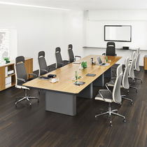 Conference table / original design / rectangular