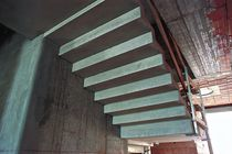 Modular formwork / expanded polystyrene / for stairs