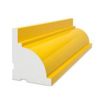 Modular formwork / expanded polystyrene / wall