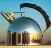 Stainless steel kettle / by Richard Sapper