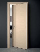 Interior door / rototranslating / wooden