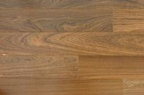 Engineered wood flooring / glued / lapacho / oiled