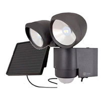Contemporary wall light / outdoor / ABS / LED