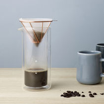Filter coffee brewer / manual