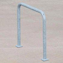 Steel bike rack