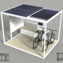 Mobile phone charging station / solar