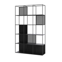 Contemporary shelf / steel