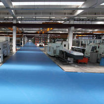 Epoxy resin flooring / industrial / for public buildings / other formats