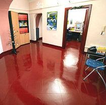 Resin flooring / industrial / for shops / for hotels