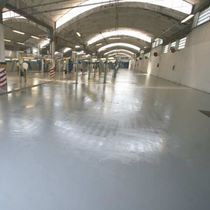 Concrete primer / epoxy / interior