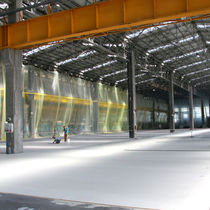 Protective coating / indoor / floor / for concrete