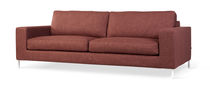 Contemporary sofa / fabric / 2.5-seater / 3-seater