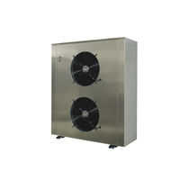 Air/water heat pump / residential / outdoor / high-temperature