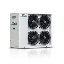Air-cooled chiller / floor-mounted / exterior