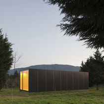 Prefab house / modular / temporary / contemporary
