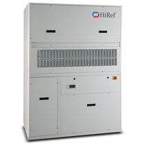 Floor air conditioning unit / monobloc / commercial / for telecommunications equipment