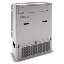 Wall-mounted air conditioning unit / split / commercial / for telecommunications equipment