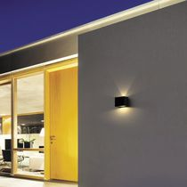 Contemporary wall light / outdoor / aluminum / alloy